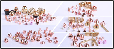 quality Plasma Torch Consumables factories
