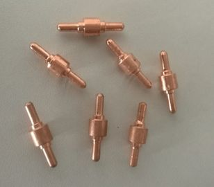 China PT31 Plasma Torch Consumables Electrode Replacement Parts 5pcs/Bag Package factory